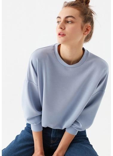 Mavi Lux Touch Mavi Modal Sweatshirt Mavi